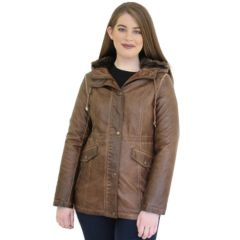 Womens Brown Anorak Coats & Jackets - Outerwear, Clothing | Kohl's