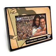 Pittsburgh Penguins Vintage 4' x 6' Wooden Frame