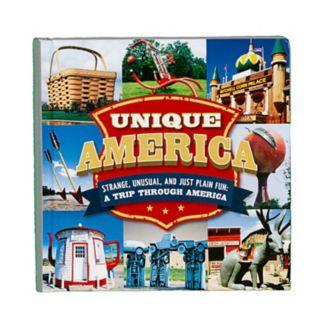 "Publications International, Ltd. ""Unique America"" Book"