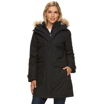 Women's Free Country Expedition Hooded Down Parka