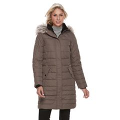 Women's Free Country Hooded Down Puffer Jacket