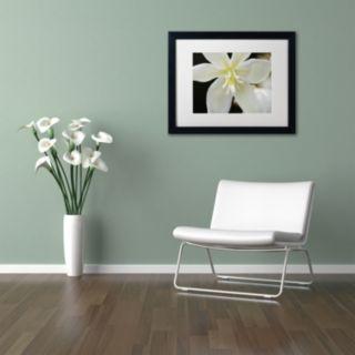 Trademark Fine Art Hope Black Framed Wall Art