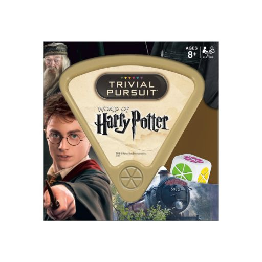 Trivial Pursuit World of Harry Potter Edition by USAopoly