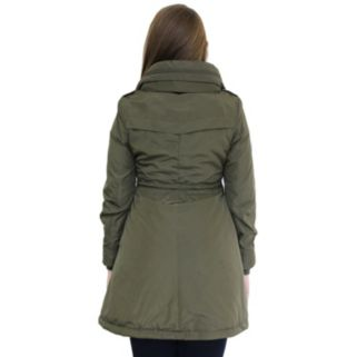 Women's MO-KA Long Anorak Rain Jacket