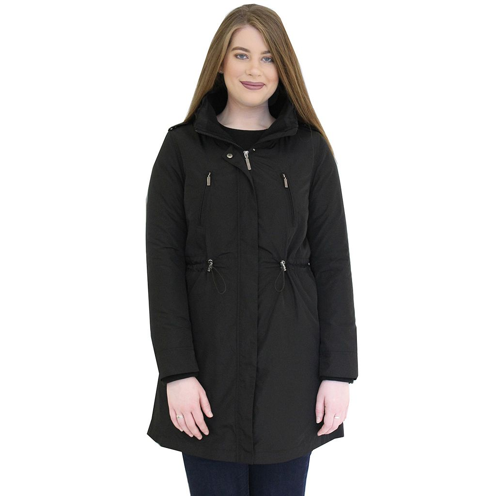 Women's MO-KA Long Anorak Rain Jacket