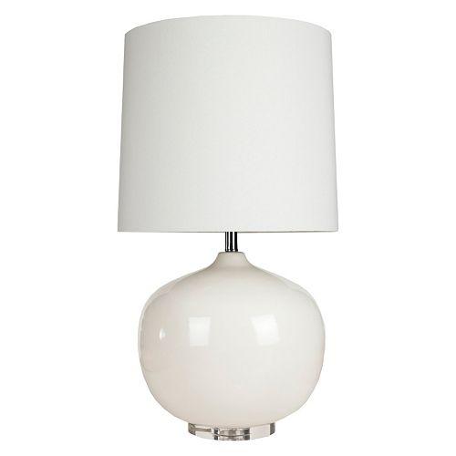 Decor 140 GalliIvory Table Lamp