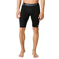 Men's adidas Tech-Fit Base Layer Short Tights