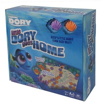 Disney / Pixar Finding Dory Little Dory Goes Home Shell Match Game by Cardinal