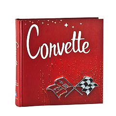 Publications International, Ltd. 'Corvette' Book