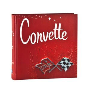 "Publications International, Ltd. ""Corvette"" Book"