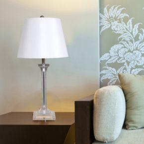 Catalina Acrylic LED Table Lamp