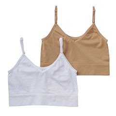 Girls  2-pk. Reversible Camisole Bras