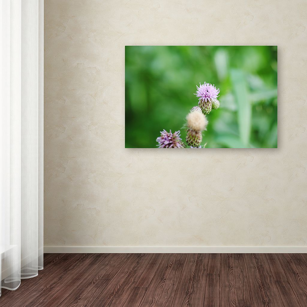 Trademark Fine Art If Only Canvas Wall Art