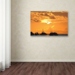 Trademark Fine Art Kipona Aloha Canvas Wall Art