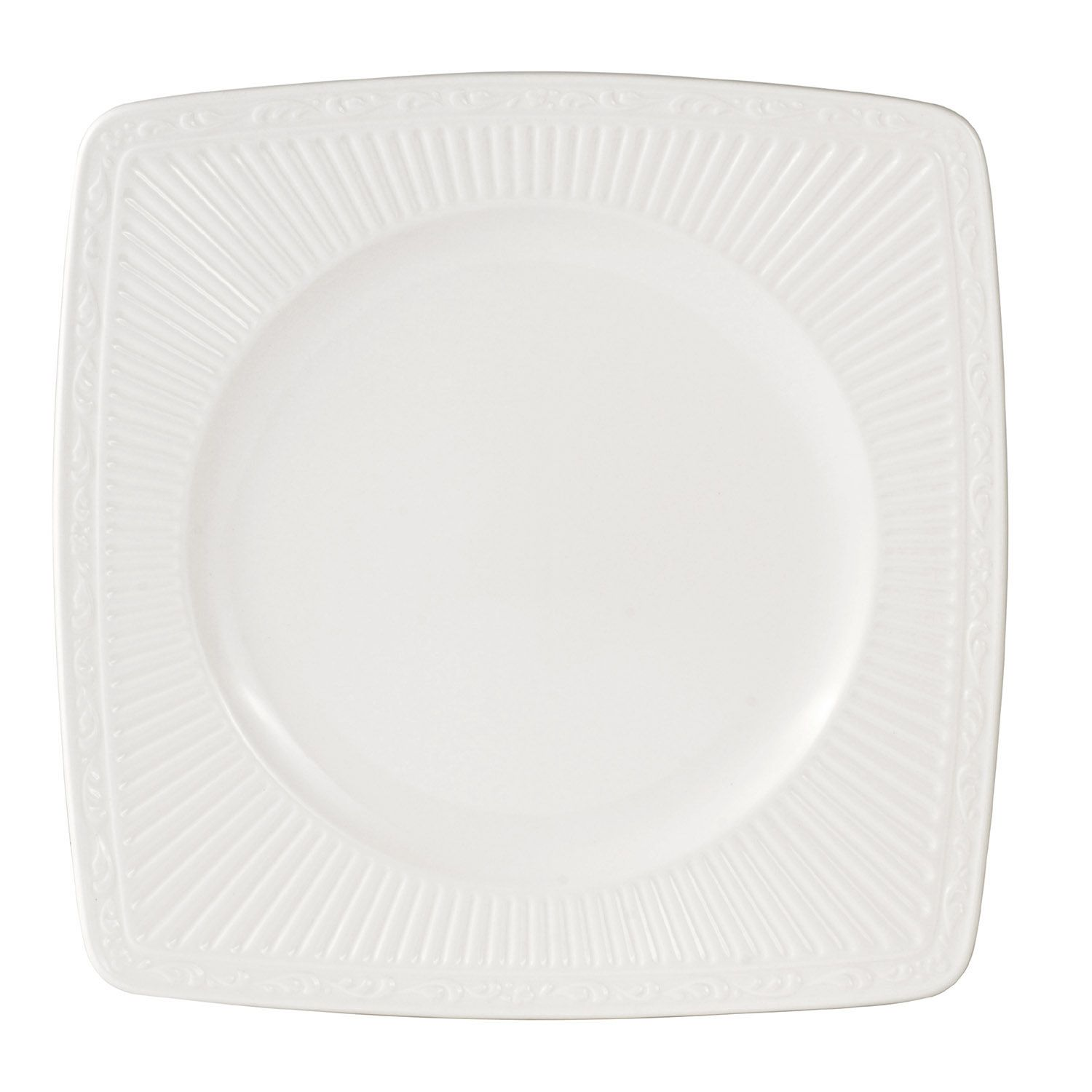 Mikasa Italian Countryside 10.74-in. Square Dinner Plate  sc 1 st  Kohlu0027s : italian countryside dinner plates - Pezcame.Com
