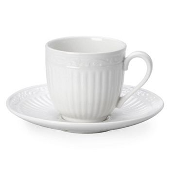 Mikasa Italian Countryside 2-pc. Espresso Cup & Saucer Set