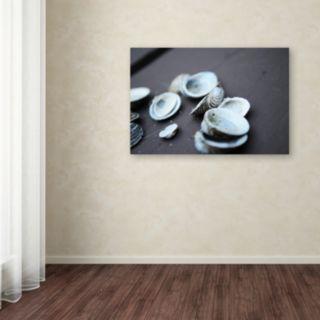 Trademark Fine Art Lei Canvas Wall Art