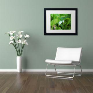 Trademark Fine Art Limited Perfection Black Framed Wall Art