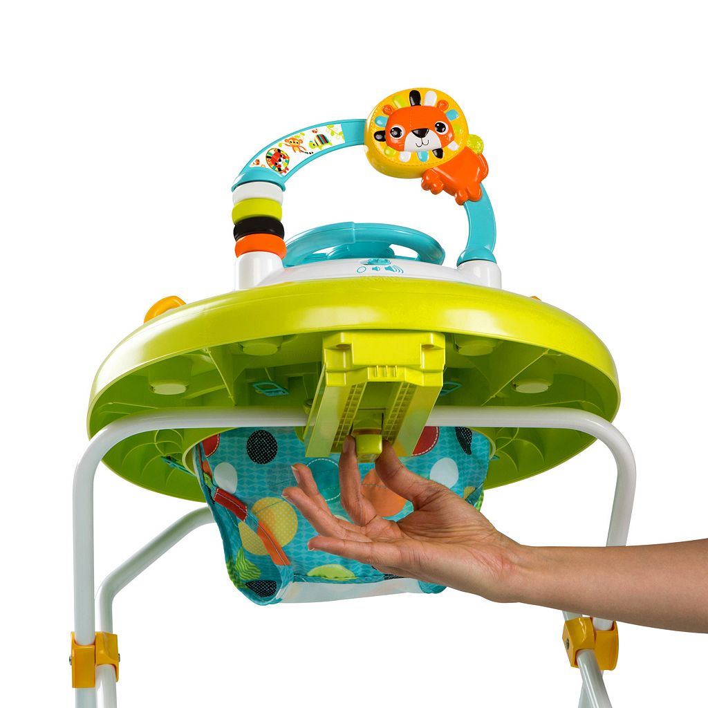 Bright Starts Kaleidoscope Safari Walker