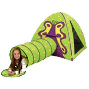 Pacific Play Tents Butterfly Tent and Tunnel Combo