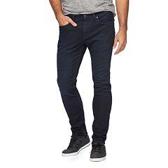 Men's Marc Anthony Luxury+ Slim-Fit Straight Stretch Jeans