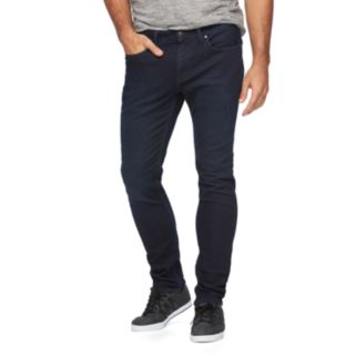 Men's Marc Anthony Luxury+ Slim-Straight Stretch Jeans