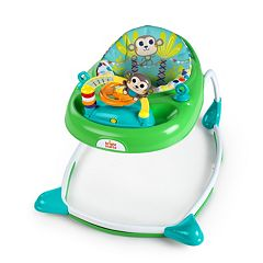 Bright Starts 2-in-1 Walkin' Wild Walker