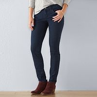 Women's SONOMA Goods for Life™ Curvy Fit Skinny Jeans