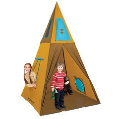 Pacific Play Tents Giant Teepee Play Tent by