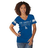 Women's Los Angeles Dodgers First Pick Tee