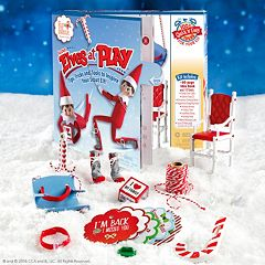 The Elf on the Shelf® Scout Elves at Play Set
