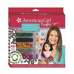 American Girl Crafts Alphabet Jewelry Kit by Fashion Angels