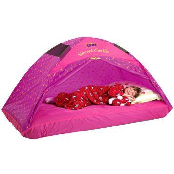 Pacific Play Tents Secret Castle Bed Tent