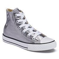 Kid's Converse Chuck Taylor All Star Metallic High-Top Sneakers