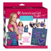 American Girl Denim Tote Design Kit by Fashion Angels