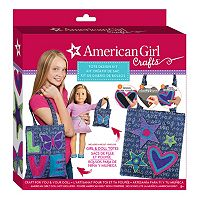 American Girl Denim Tote Design Kit by Fashion Angels