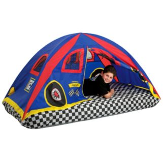 Pacific Play Tents Red Racer Bed Tent