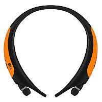 LG Orange Tone Active Bluetooth Stereo Headset