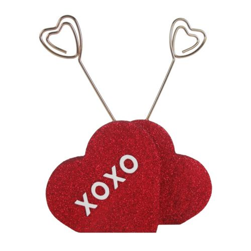 Valentine S Day Xoxo Heart Photo Clip