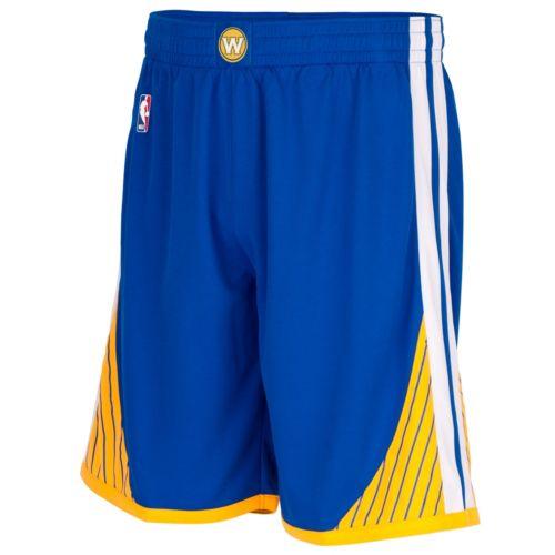 Men's adidas Golden State Warriors On Court Shorts