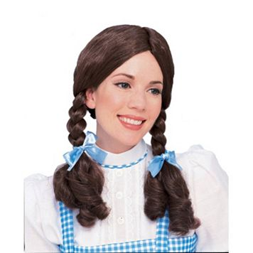 Child / Adult Wizard of Oz Dorothy Costume Wig