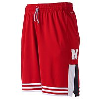 Men's adidas Nebraska Cornhuskers climalite Shorts