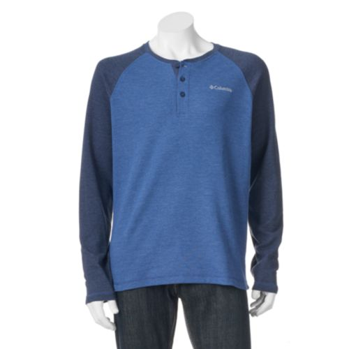 Men's Columbia Thomas Meadows Classic-Fit Performance Henley