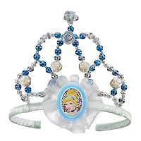 Disney Princess Cinderella Kids Costume Tiara
