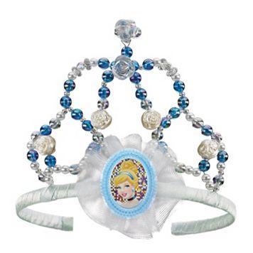 Disney Princess Cinderella Kids Costume Tiara