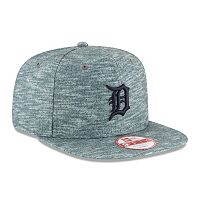 Adult New Era Detroit Tigers Static Clinger 9FIFTY Original-Fit Snapback Cap