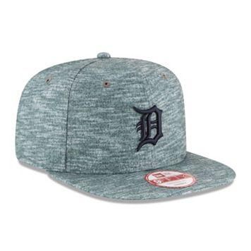 Adult New Era Detroit Tigers Static Clinger 9FIFTY Original-Fit Snapback Cap