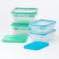 Pyrex Snapware On the Go 14 pc Container Set