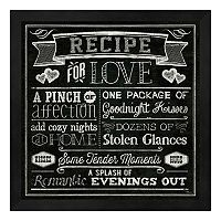 Metaverse Art Thoughtful Recipes III Framed Wall Art