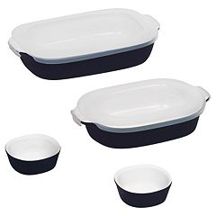 CorningWare CW by CorningWare 6-pc. Baking Dish Set